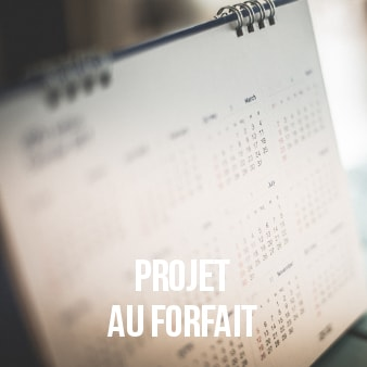 Projet forfait expertise